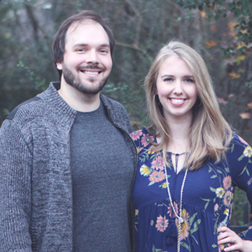 Get to know Brent and Courtney