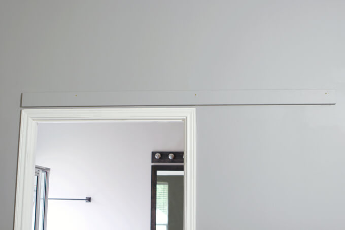 HOW TO INSTALL A BARN DOOR