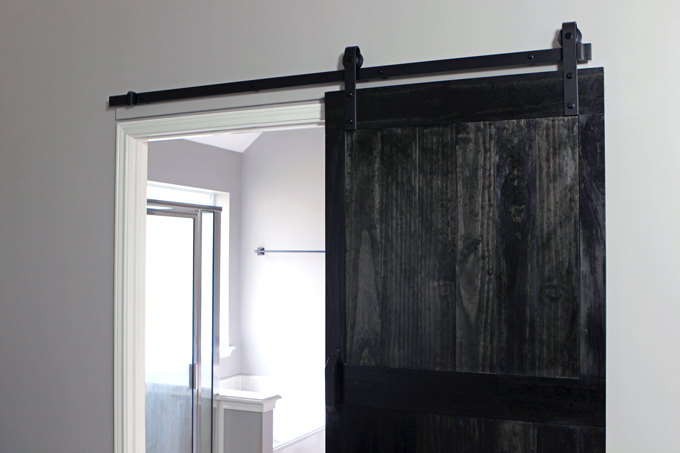 Bon HOW TO INSTALL A BARN DOOR