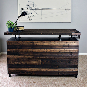 DIY Work Table