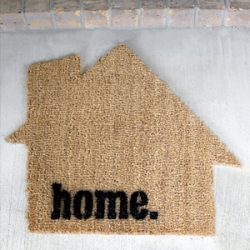 How to Make a Custom Shaped Doormat