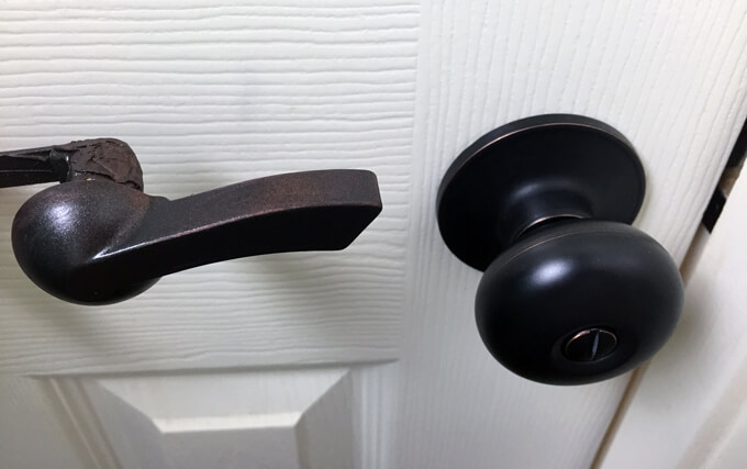 Painting A Perfect Oil Rubbed Bronze Finish